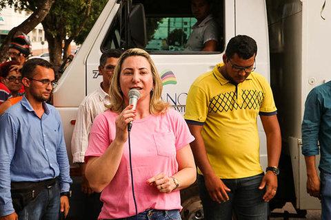 Deputada federal Jaqueline Cassol defende a redução na tarifa de energia em Rondônia