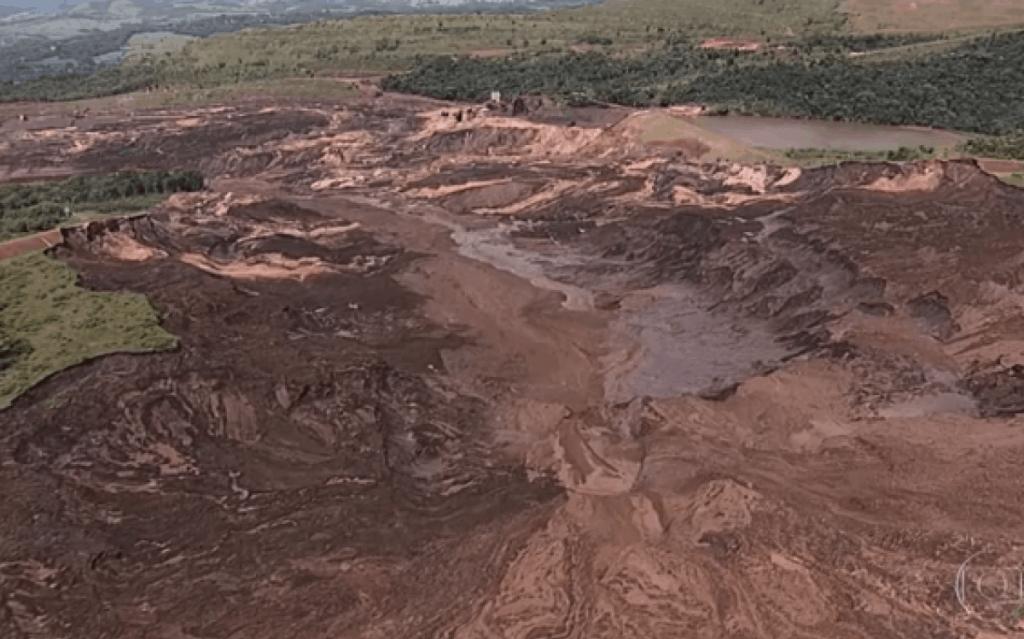A tragédia ambiental gerou tragédia familiar (Fotograma TV Globo) - Gente de Opinião