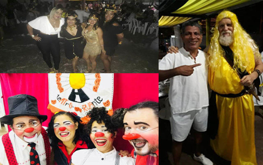 Asfaltão comemora 48 anos  com esquenta da Pura Raça - Ruante, arte do circo e teatro, abre portas - O Pirarucu do Madeira vem aí