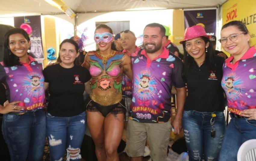 Carnaval de Porto Velho Aberto oficialmente - Feijoada da Imprensa e escolha da Musca do Carnaval