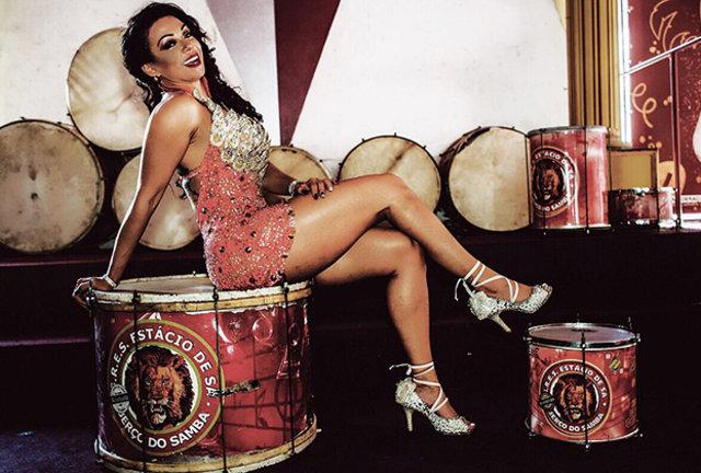 Escolas de samba ensaiam  para desfile - Intérprete da Mangueira, Marquinho Artâ??Samba fala sobre prisão - Gente de Opinião