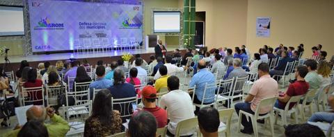 Escola Municipalista da AROM, em parceira com CNM e IPZ, realiza capacitação em finanças
