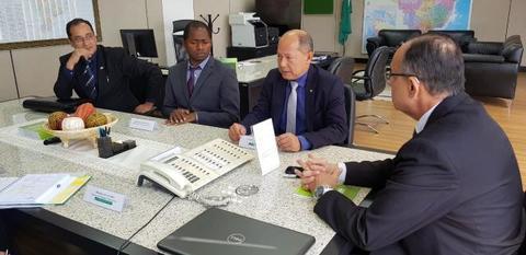 Deputado Coronel Chrisóstomo pede maior celeridade na regularização fundiária de Rondônia