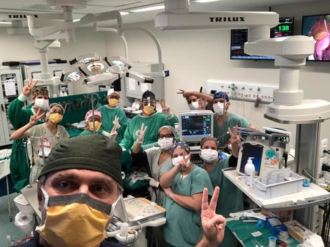 Bebê de Ji-Paraná (RO) participa de fato médico inédito do interior de SP