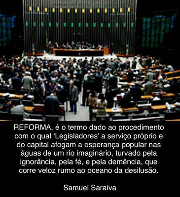 Definição de Reforma