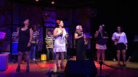 """Agenda Cultural; Projeto Canta Mulher leva ao palco Show Musical """"Sonho Meu"""""""
