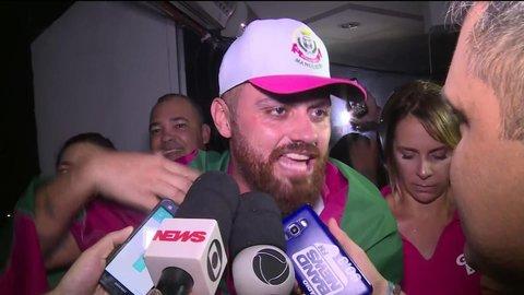 CARNAVALESCO CAMPEÃO DA MANGUEIRA REBATE BOLSONARO: CARNAVAL NÃO É O QUE VOCÊ QUIS MOSTRAR