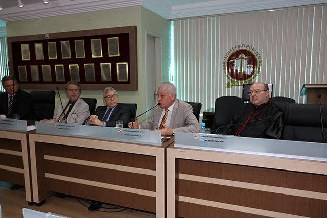 Colégio de Procuradores elege novo Corregedor-Geral do Ministério Público para o biênio 2019-2021 - Gente de Opinião
