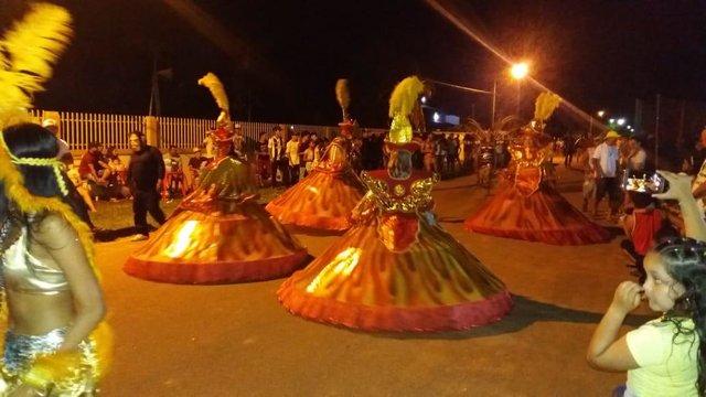 Escola Unidos do Guaporé  desfila em Costa Marques - Diário da Amazônia premia  escola de samba Asfaltão - Gente de Opinião
