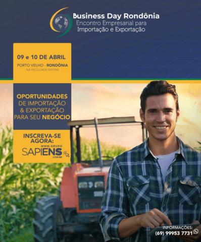 Sapiens FGV recebe evento de fomento ao comércio exterior nos dias 09 e 10 de abril - Gente de Opinião