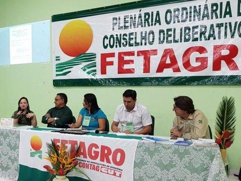 Incra/RO firma acordo com Fetagro para emissão de DAP aos agricultores da reforma agrária