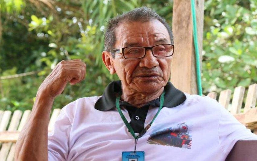 Orismar Garcia Alves: Histórias do Teixeirinha – O seringueiro que produziu mais 30 mil toneladas de borracha