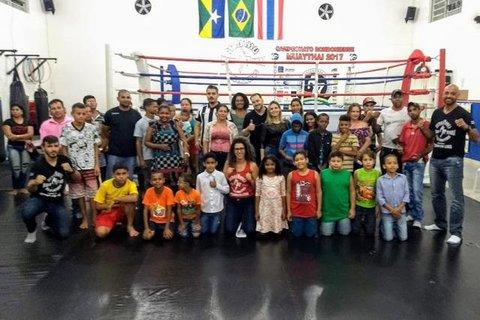 Deputado Alex Redano libera R$100 mil para Associação de Artes Marciais em Ariquemes