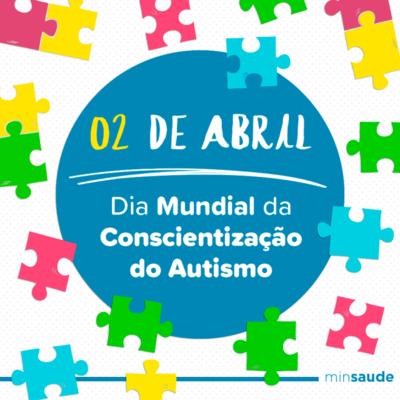 Autismo : Conscientização