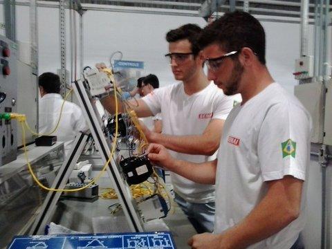 Senai e Ceron oferecem cursos de qualificação profissional para a população de Rondônia