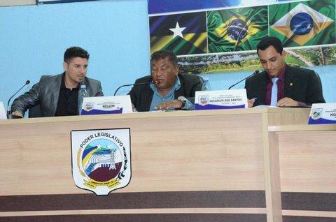 Candeias do Jamari: Câmara de Vereadores aprova projetos do executivo