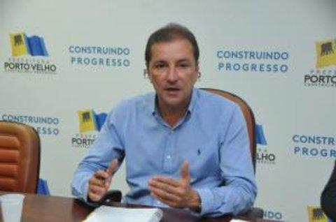 Prefeito Hildon Chaves busca recursos em Brasília para atender a população de Porto Velho