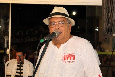Lenha na Fogueira: Samba Autoral homenageia na 40ª edição  o Poeta da Cidade Ernesto Melo