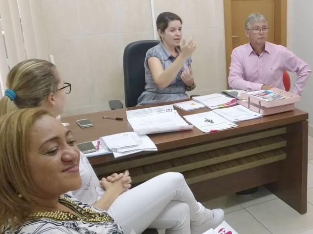 Prefeitura de Porto Velho firma parceria para ajudar prevenir câncer de mama e do útero - Gente de Opinião