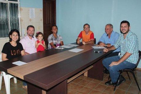 Deputado Follador destina R$ 154 mil para atender necessidades de Rio Crespo e recebe demandas de Ariquemes