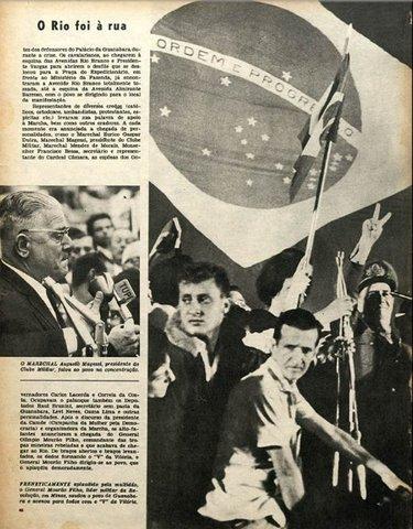 31 de março de 1964 (Parte II) - Saber Ganhar (David Nasser) - Gente de Opinião