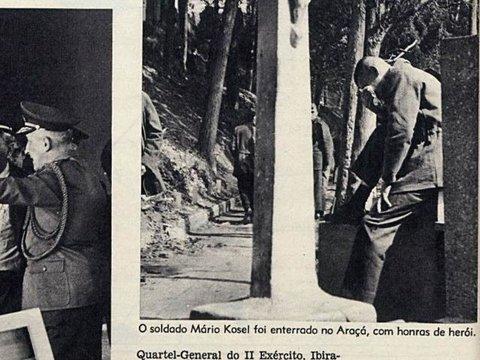 31 de março de 1964 (Parte V): O Heroico Soldado Mário Kosel Filho