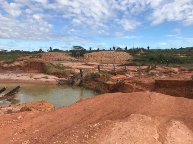 Machadinho D'Oeste: Mapa de inundação está sendo elaborado após rompimento em bacia de decantação na região - Gente de Opinião