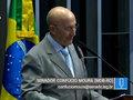 Senador Confúcio Moura lamenta ameaça de corte de verbas no Sistema S