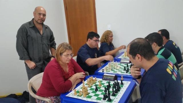 Xadrez movimenta a Primeira edição das Olimpíadas do Tribunal de Contas - Gente de Opinião