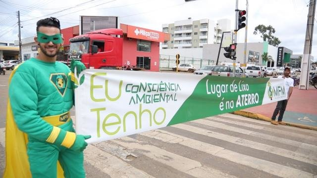 Aterros sanitários transformam cenários urbanos em Rondônia - Gente de Opinião