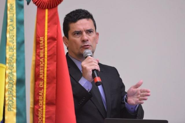 Sergio Moro: governos anteriores foram omissos em relação ao combate à corrupção    (Isaac Amorim/AG.MJ) - Gente de Opinião