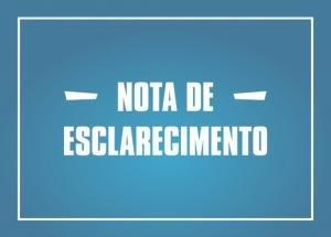 NOTA DE ESCLARECIMENTO - SEJUS sobre fuga de presos - Gente de Opinião