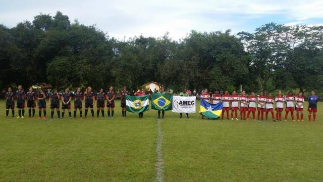 Flamengo da Linha 10 de Cacoal conquista a Taça Rosilene Traspadini 2019 - Gente de Opinião