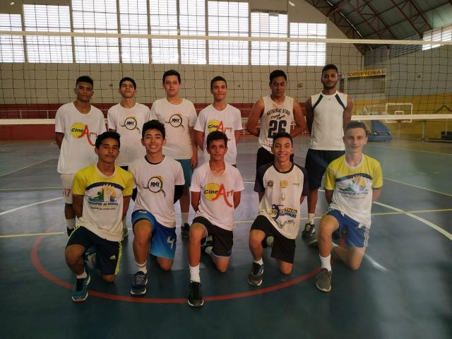 Voleibol de Cacoal participa de mais uma edição da Copa AEVAF das categorias de base em Alta Floresta do Oeste - Gente de Opinião