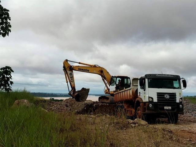 Parceria com a Santo Antônio Energia garante a recuperação da Estrada do Belmont - Gente de Opinião
