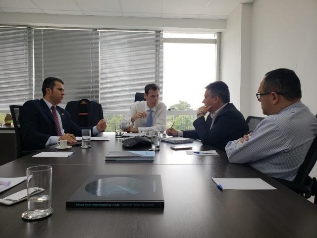 Senador Marcos Rogério cobra celeridade na construção dos aeroportos no interior - Gente de Opinião