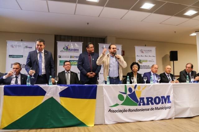 Laerte Gomes defende pacto na Agricultura para aumentar o PIB e o Orçamento de Rondônia - Gente de Opinião