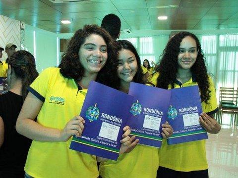 Programa Bolsa Atleta divulga lista dos beneficiários em Rondônia; cerca de 70% a mais que em 2018
