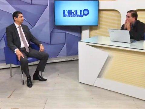 Elton Assis: A advocacia tem que se preparar para as mudanças tecnológicas - A OAB tem que atuar contra os maus profissionais - A mulher na advocacia