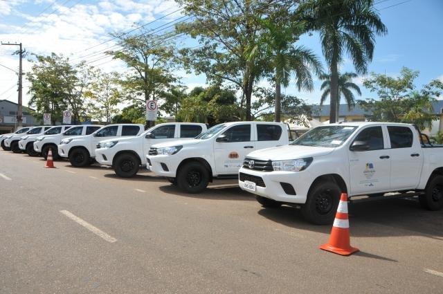 Prefeitura: Oito veículos são entregues para reforço da Assistência Social em Porto Velho - Gente de Opinião