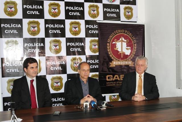 Ministério Público do Estado, MP de Contas e Polícia Civil explica alvos da segunda fase da Operação Pau Oco - Gente de Opinião