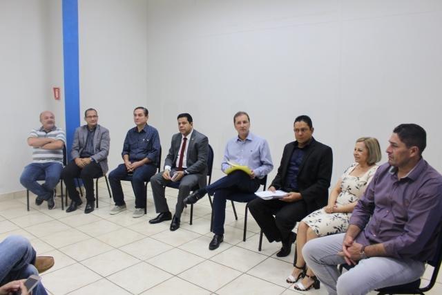 Fecomércio: Projeto de Estacionamento Rotativo e Frente Parlamentar das Micro e pequenas empresas é apresentado na capital - Gente de Opinião