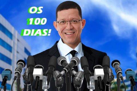 Marcos Rocha anuncia realizações dos primeiros 100 dias - Uma quadrilha na Sedam?