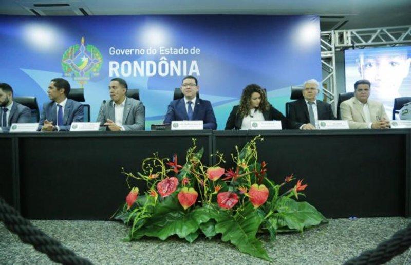 Marcos Rocha 100 dias: Governador a fala de economia que supera RS 95 milhões; saúde será fortalecida e destaca os pilares do governo