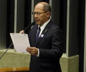 Deputado Coronel Chrisóstomo repudia queima de máquinas em ações do IBAMA em Rondônia - Gente de Opinião