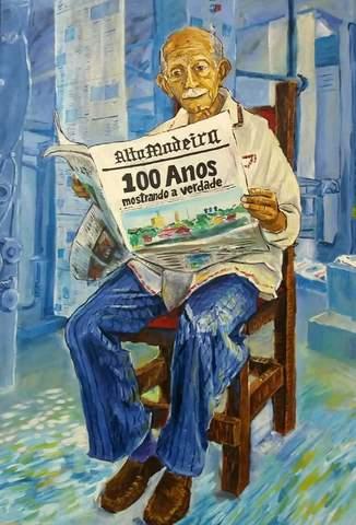 ALTO MADEIRA: Um jornal é parte integrante da sociedade e da historia de um povo - Gente de Opinião