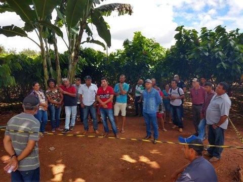 """Produtores Rolimourenses participam de """"Dia de Campo"""" sobre o cultivo de Cacau Clonal em Tarilândia"""