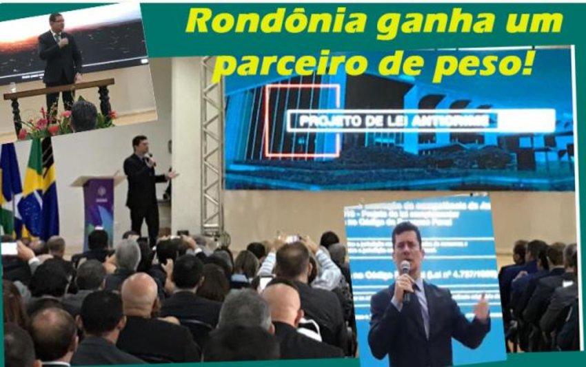 Sergio Moro é aplaudido de pé - Chrisóstomo com o mandato em perigo - A volta da censura abala o país