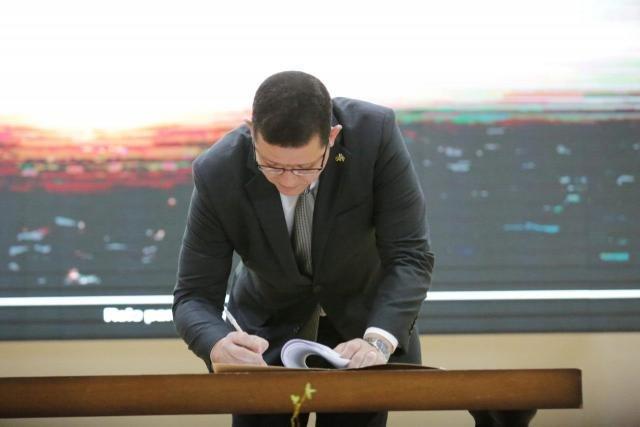 Marcos Rocha lança medidas de combate à corrupção em Rondônia com a presença do ministro da Justiça Sérgio Moro - Gente de Opinião