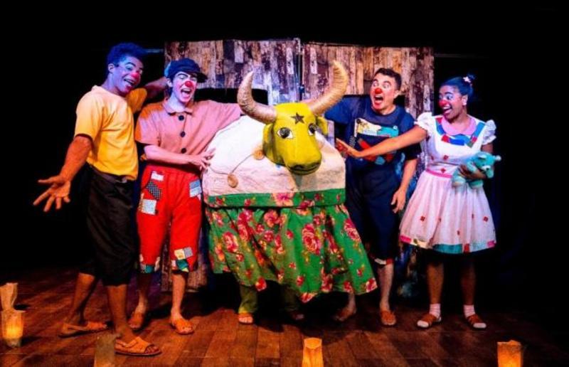 Lenha na Fogueira: Oficinas de Teatro em dez  Localidades de Rondônia -  60 vagas para Curso  Técnico de Arte Circense